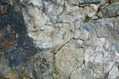 岩石的纹理 免版税库存照片