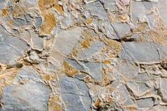 岩石的结构 库存图片