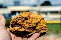 岩石矩阵 免版税库存照片