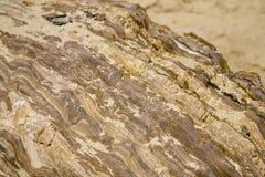 岩石砂岩 库存图片