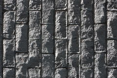 岩石砖墙纹理 库存照片