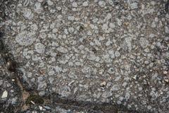 岩石纹理以灰色对比 免版税图库摄影