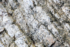 岩石纹理和表面背景 崩裂的和被风化的natur 库存照片