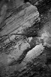 岩石纹理特写镜头背景 库存照片