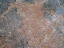 岩石纹理表面瓦片背景 免版税库存图片
