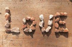 岩石艺术 免版税库存照片