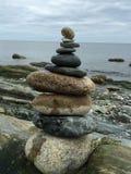 岩石艺术 免版税库存图片