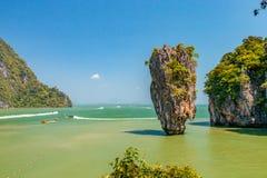 岩石视图 免版税库存图片