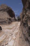 岩石走道城市 库存图片