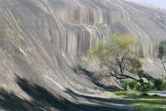 岩石通知 免版税图库摄影