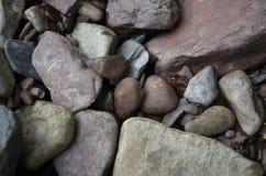 岩石道路2 库存图片