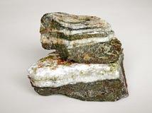 岩石,石头例如烤饼 库存照片