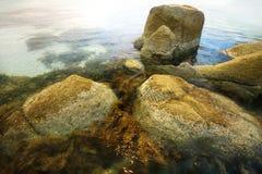 岩石 库存图片