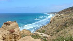 岩石Beachscape 库存图片