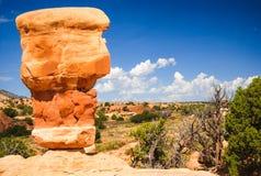岩石Foramtion 库存照片