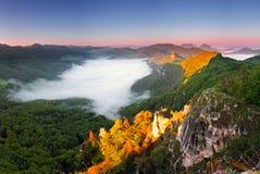 岩石Spring Valley 库存照片