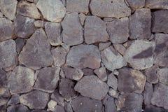岩石weall 图库摄影