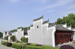 岳阳市,湖南中国 免版税图库摄影