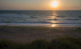 岸海滩海海洋 库存照片