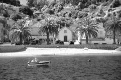 岸的教会,里斯本 库存照片