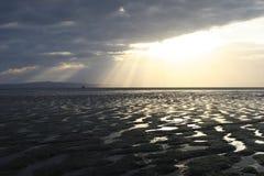 峡湾泰晤士 免版税库存照片