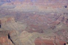 峡谷五颜六色全部 免版税库存图片