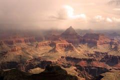 峡谷全国越野障碍赛马公园美国 免版税图库摄影
