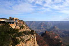 峡谷全国越野障碍赛马公园美国 免版税库存照片