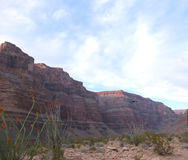 峡谷全部于 免版税库存图片