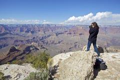 峡谷全部照片 免版税图库摄影