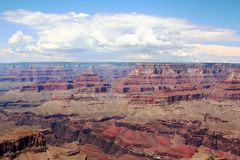 峡谷全部美国犹他 免版税库存图片