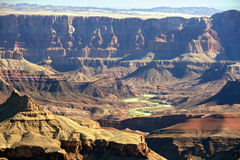 峡谷全部美国 免版税库存图片