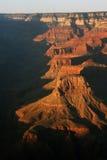 峡谷全部美国 免版税图库摄影