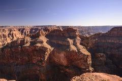 峡谷全部西部 免版税库存图片