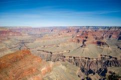 峡谷全部视图 免版税库存图片