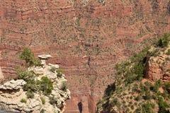峡谷全部风景 免版税库存照片