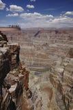 峡谷全部skywalk 免版税图库摄影