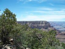 峡谷和所有它的荣耀 库存照片