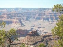 峡谷和所有它的荣耀 免版税库存图片