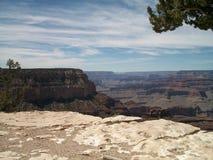 峡谷和所有它的荣耀 免版税库存照片