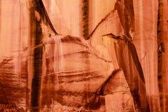 峡谷屏障 免版税库存图片