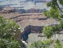 峡谷或秀丽 图库摄影