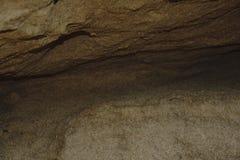 峡谷是在山的一个峡谷 免版税图库摄影