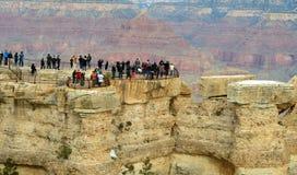 峡谷沙漠全部视图 免版税图库摄影