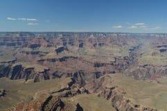 峡谷科罗拉多全部河 E 地质的形成 库存图片