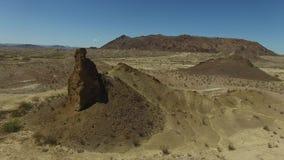 峡谷空中录影在大弯曲国家公园