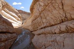 峡谷突尼斯 库存图片
