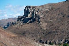 峡谷风景 库存图片