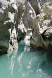 维登峡谷, Styx 库存图片
