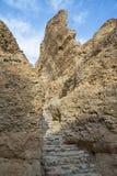 峡谷namib纳米比亚国家naukluft公园sesriem sossusvlei 库存图片
